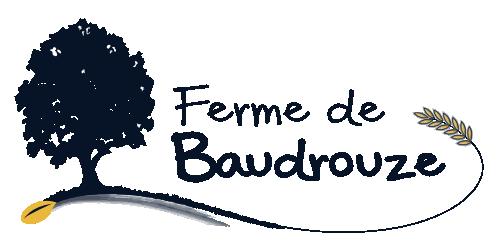 La Ferme de Baudrouze Logo